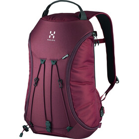 Haglöfs Corker Backpack Medium 18l aubergine